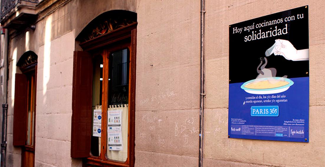 Projet social paris 365 tesicnor - Comedor solidario paris 365 ...