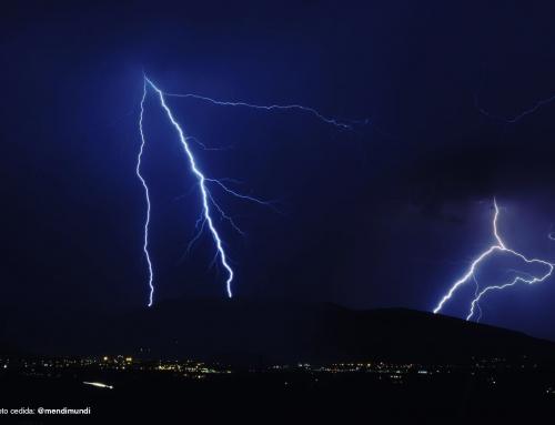 Cómo actuar en caso de tormenta eléctrica