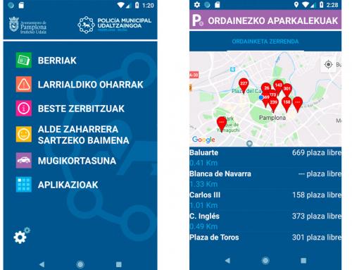 Puesta de largo de la nueva app de la Policía Municipal desarrollada por Tesicnor
