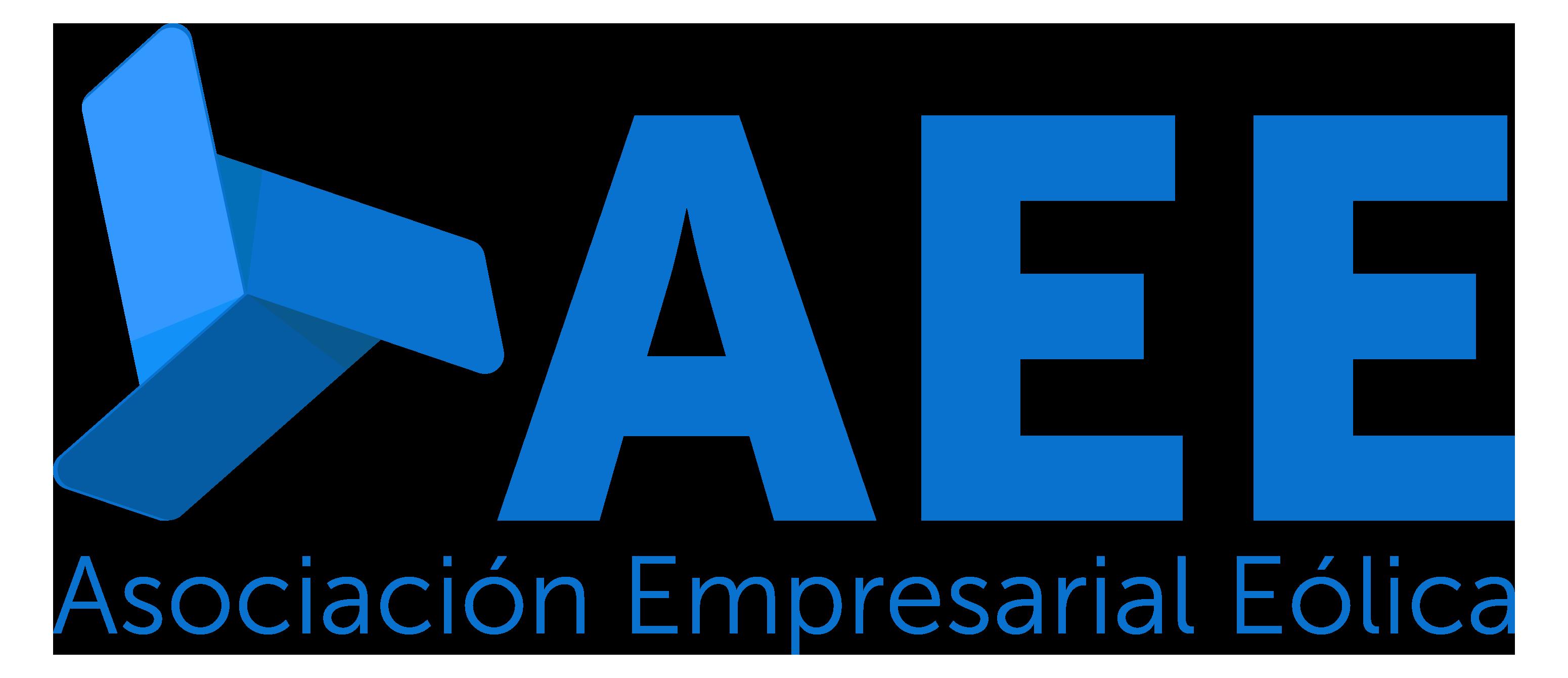 Logotipo de la Asociación Empresarial Eólica