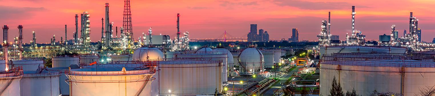Imagen industria petroquímica