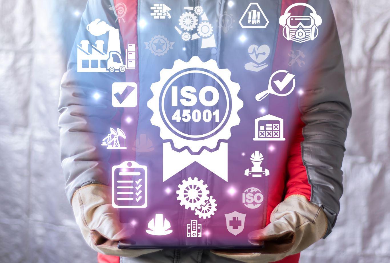 Norma ISO 45001 Tesicnor