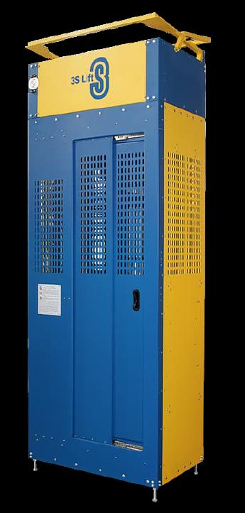 elevador de servicio Tesicnor