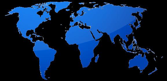 Mapa mundial Tesicnor