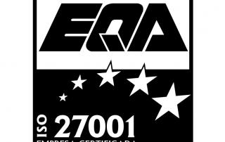 ISO certificación 27001