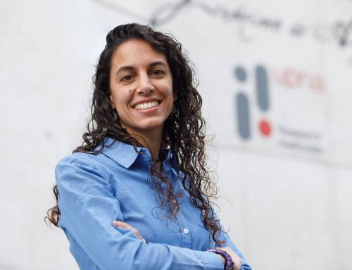 #ConozcoUnaMujerQue se llama Cristina Cadenas Sánchez