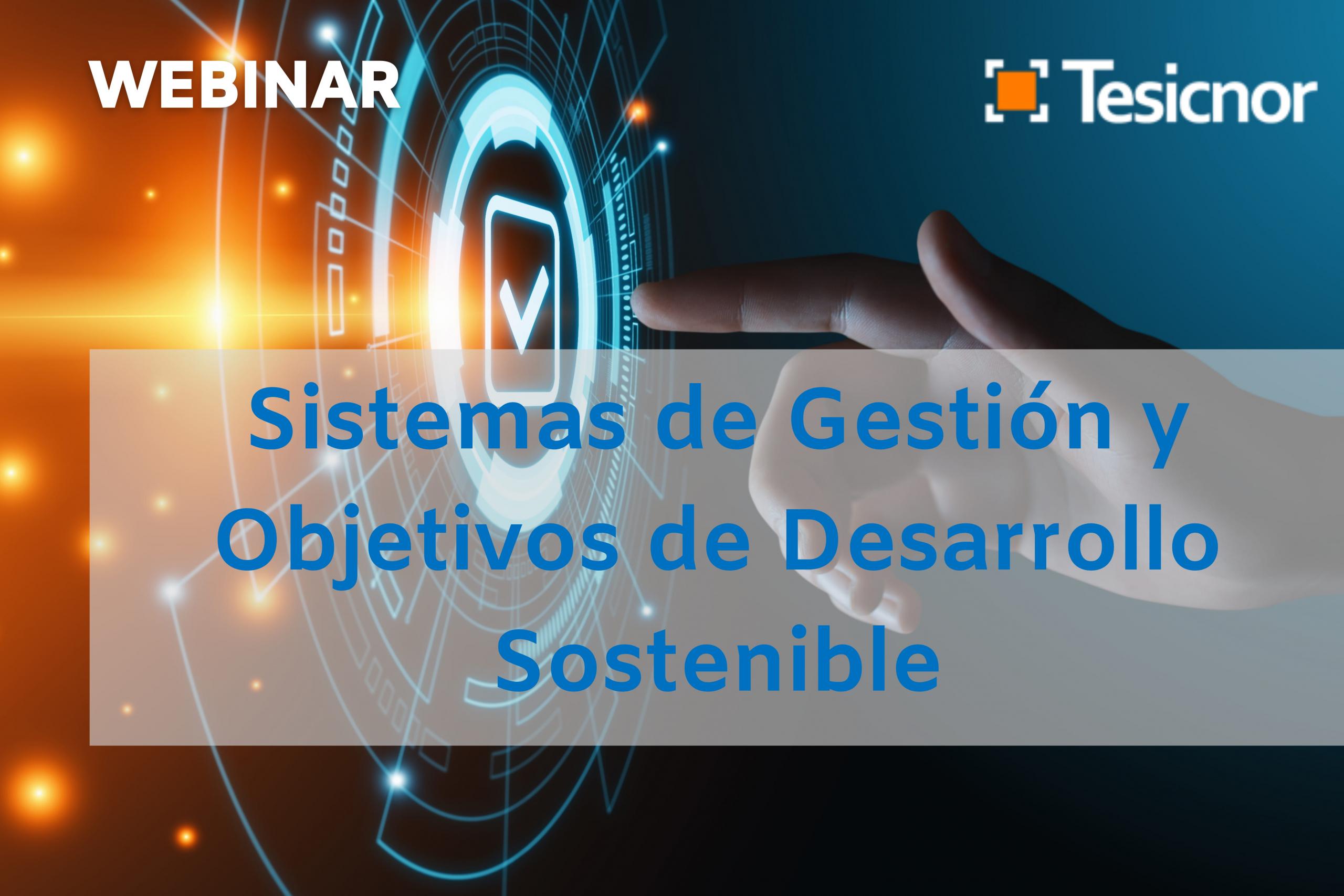 Webinar ISO Sistemas de Gestión