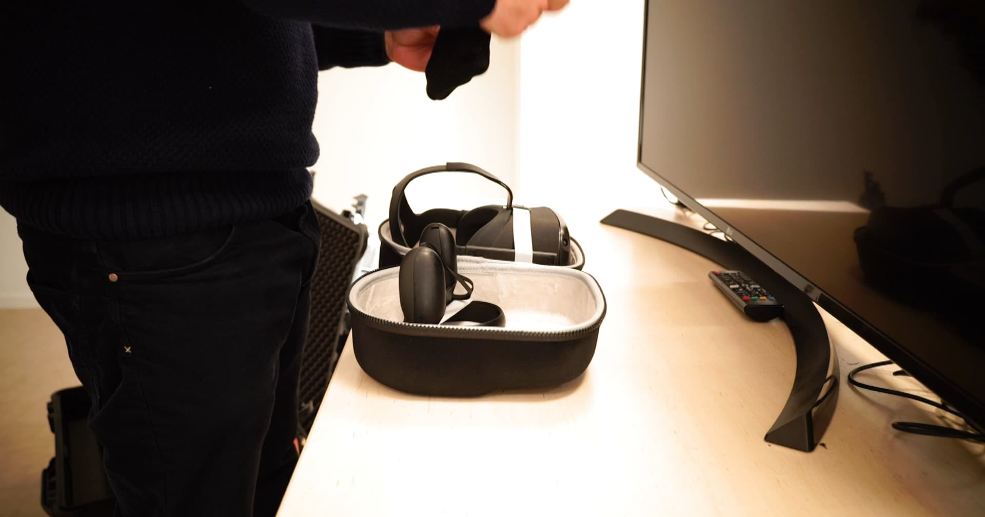 fire extinguisher VR